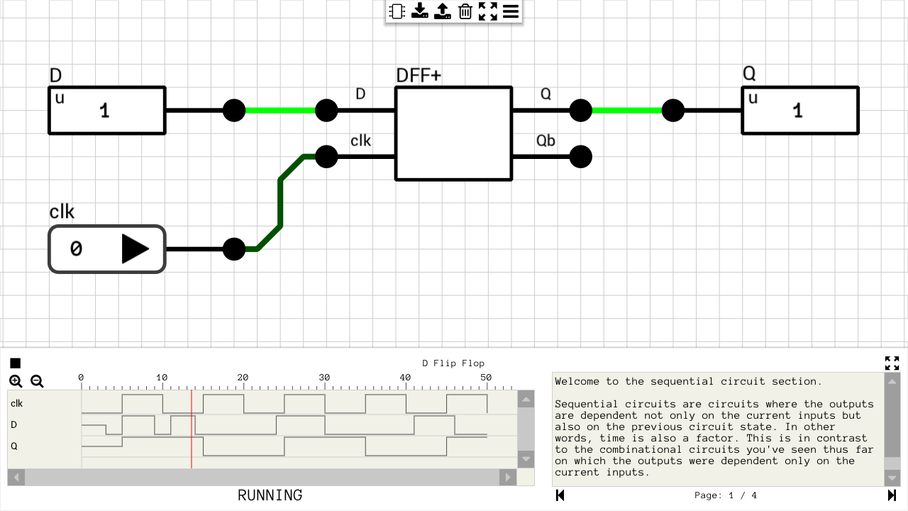 Dls Blog D Latch Logic Diagram Sequential Circuits